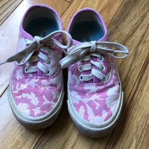 SeaVee's for J.Crew Little Girl Sneakers